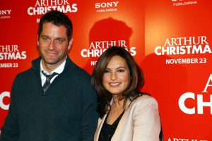 'Law & Order: SVU': The Gift Mariska Hargitay Received From Peter Hermann That Made Her Cry