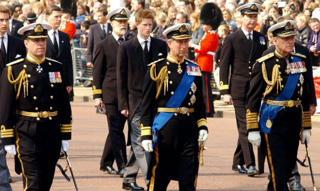 Prince Philip Was Extremely 'Frustrated' With Prince Charles and Prince Andrew in the '90s, Sources Claim