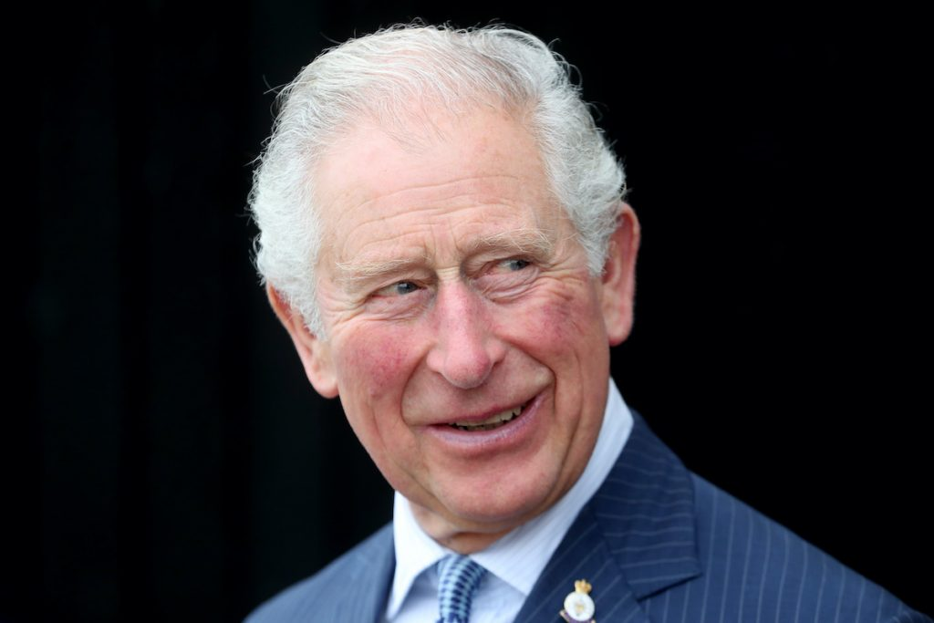 Prince Charles, Prince of Wales visits Hunting Lodge Vineyard on November 18, 2019 in Auckland, New Zealand. The Prince of Wales and Duchess of Cornwall are on an 8-day tour of New Zealand. It is their third joint visit to New Zealand and first in four years.