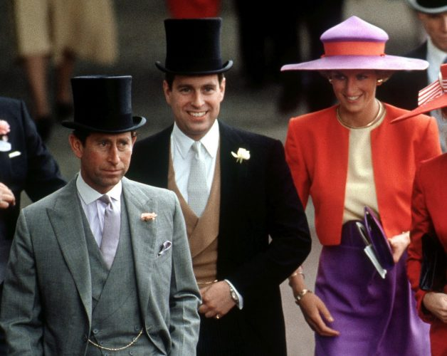 Prince Charles Was Paranoid That Princess Diana and Prince Andrew Were Plotting to Steal the Throne, Royal Biographer Says