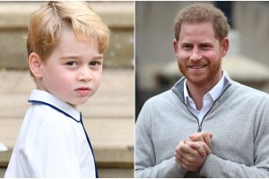 Prince George Reportedly Played a Role in the Breakup Between Prince Harry and an Ex-Girlfriend