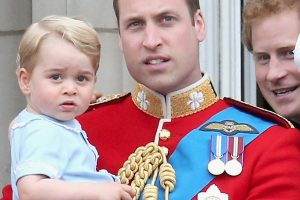 Prince Harry Made This Joke the Very First Time He Met His Nephew Prince George Who Wouldn't Stop Crying