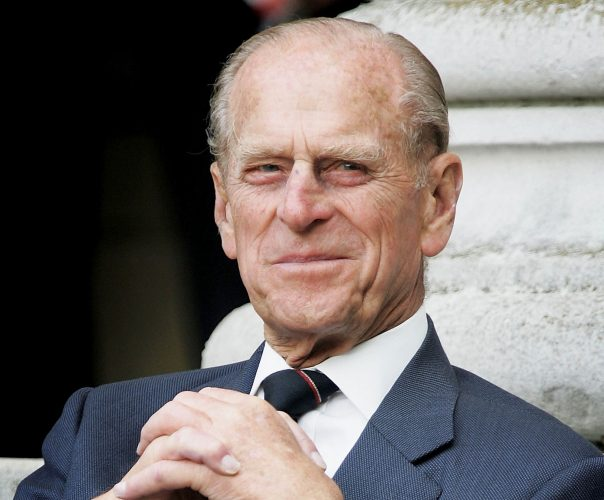 Prince Philip's Nickname Will Make You Blush