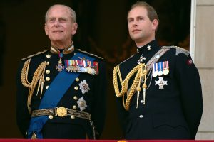 Prince Philip Reportedly Berated Prince Edward and Reduced Him to Tears After He Did This