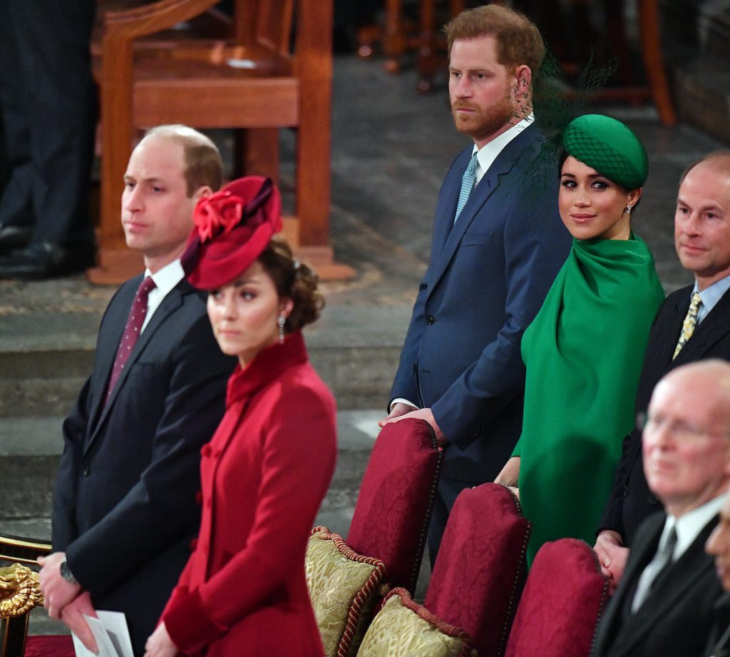 Commonwealth Day Celebrations Westminster Abbey 2020 Mirror News