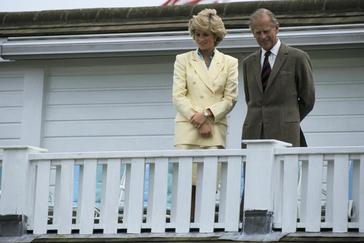 Princess Diana Prince Philip