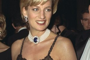 Princess Diana Almost Didn't Wear Her Iconic Dress Because of Prince William