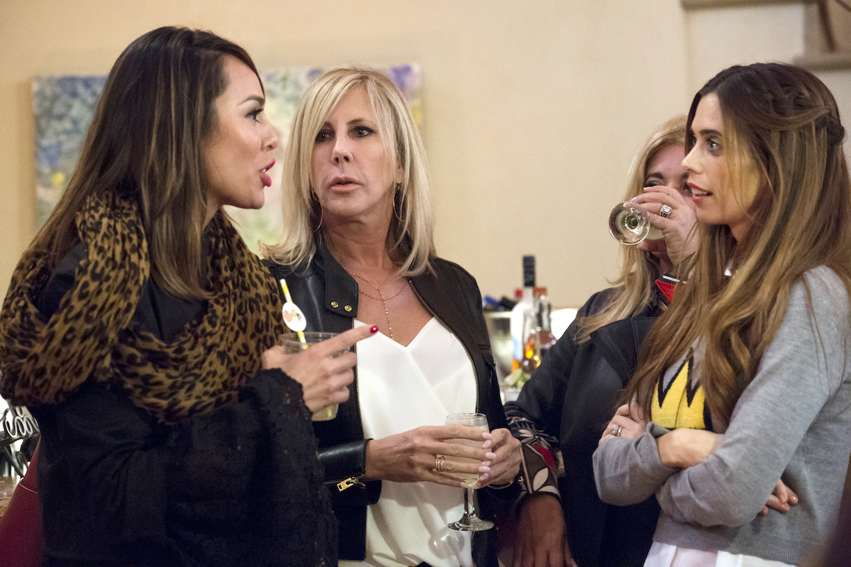 Kelly Dodd, Vicki Gunvalson, Tamra Judge, Lydia McLaughlin