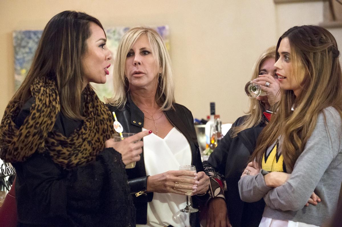 Kelly Dodd, Vicki Gunvalson, Tamra Judge, Lydia McLaughlin
