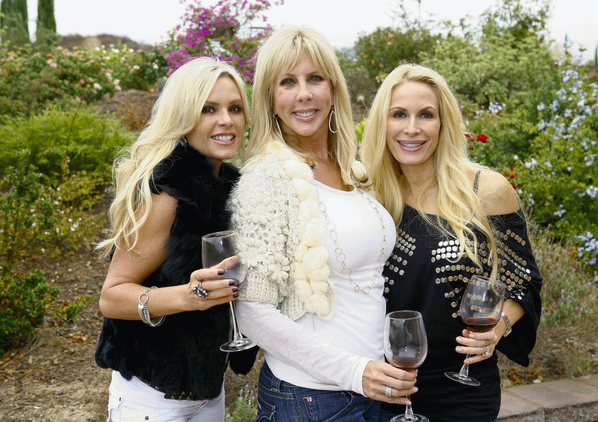 Tamra Judge, Vicki Gunvalson, Peggy Tanous