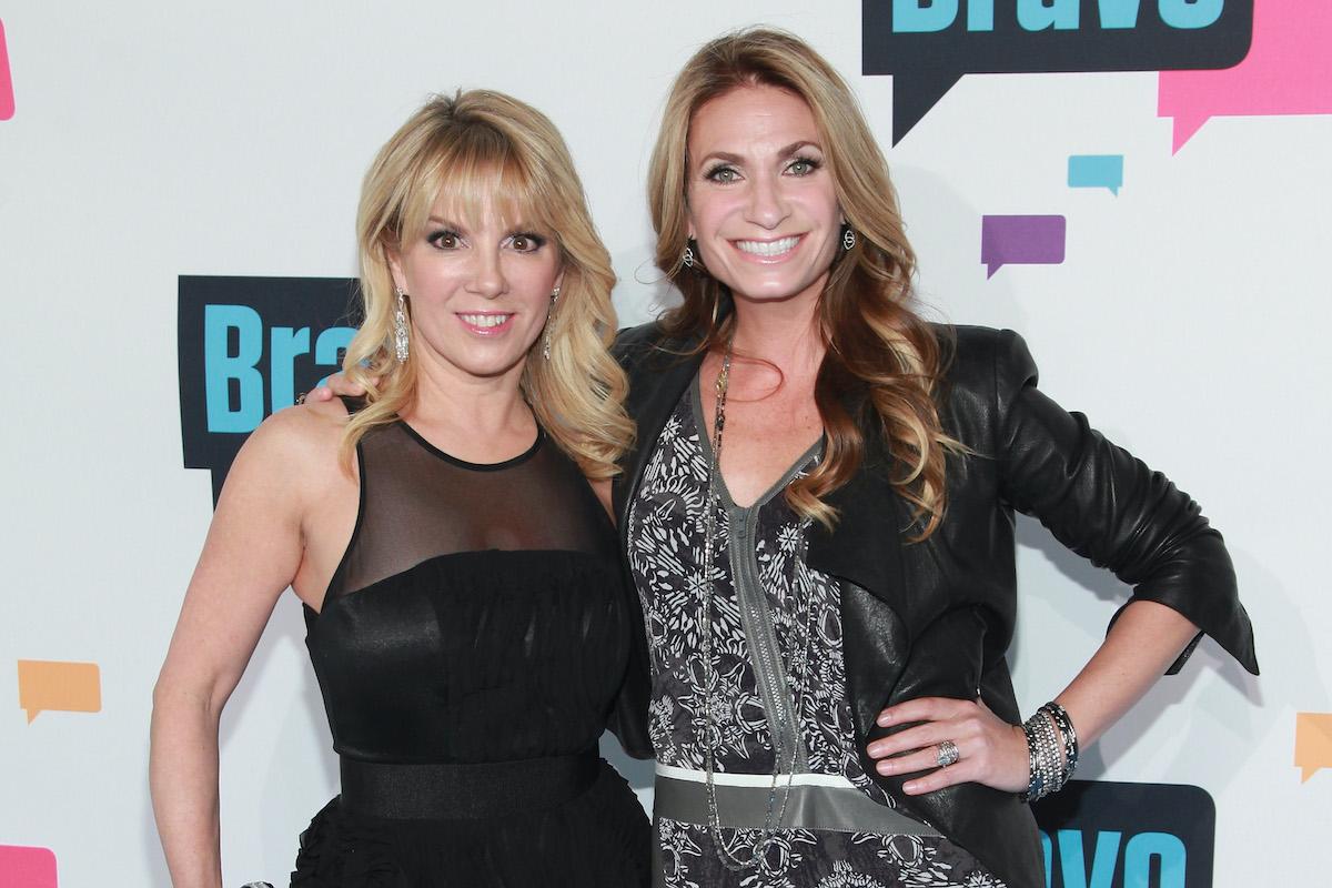 Ramona Singer and Heather Thomson