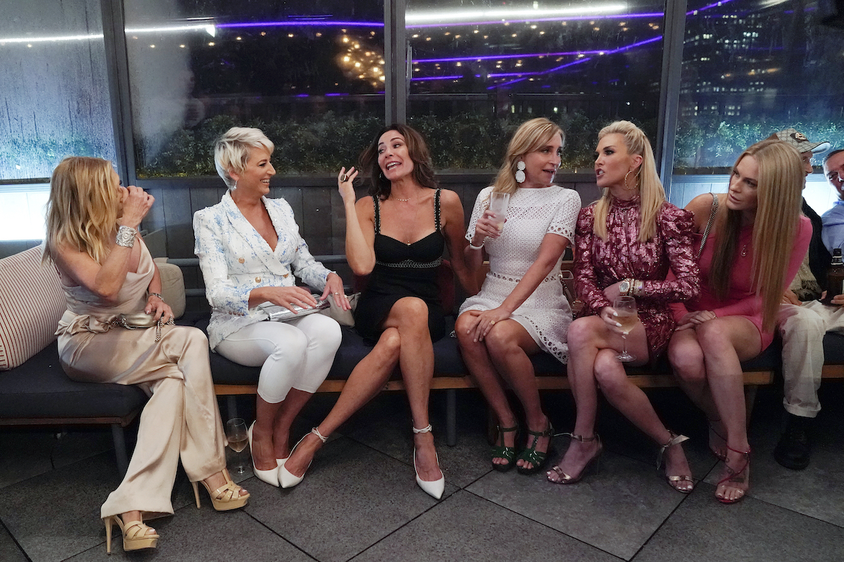 Ramona Singer, Dorinda Medley, Luann de Lesseps, Sonja Morgan, Tinsley Mortimer, Leah McSweeney