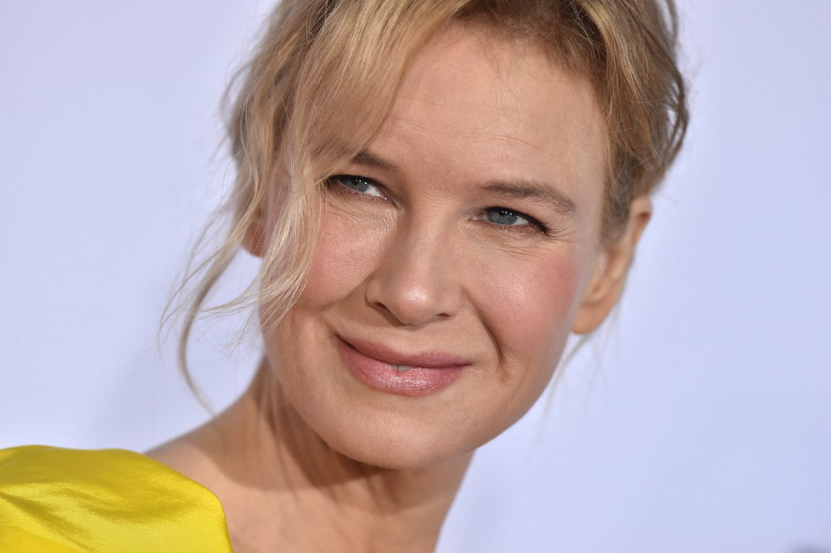 Renée Zellweger at the premiere of 'Same Kind Of Different As Me'
