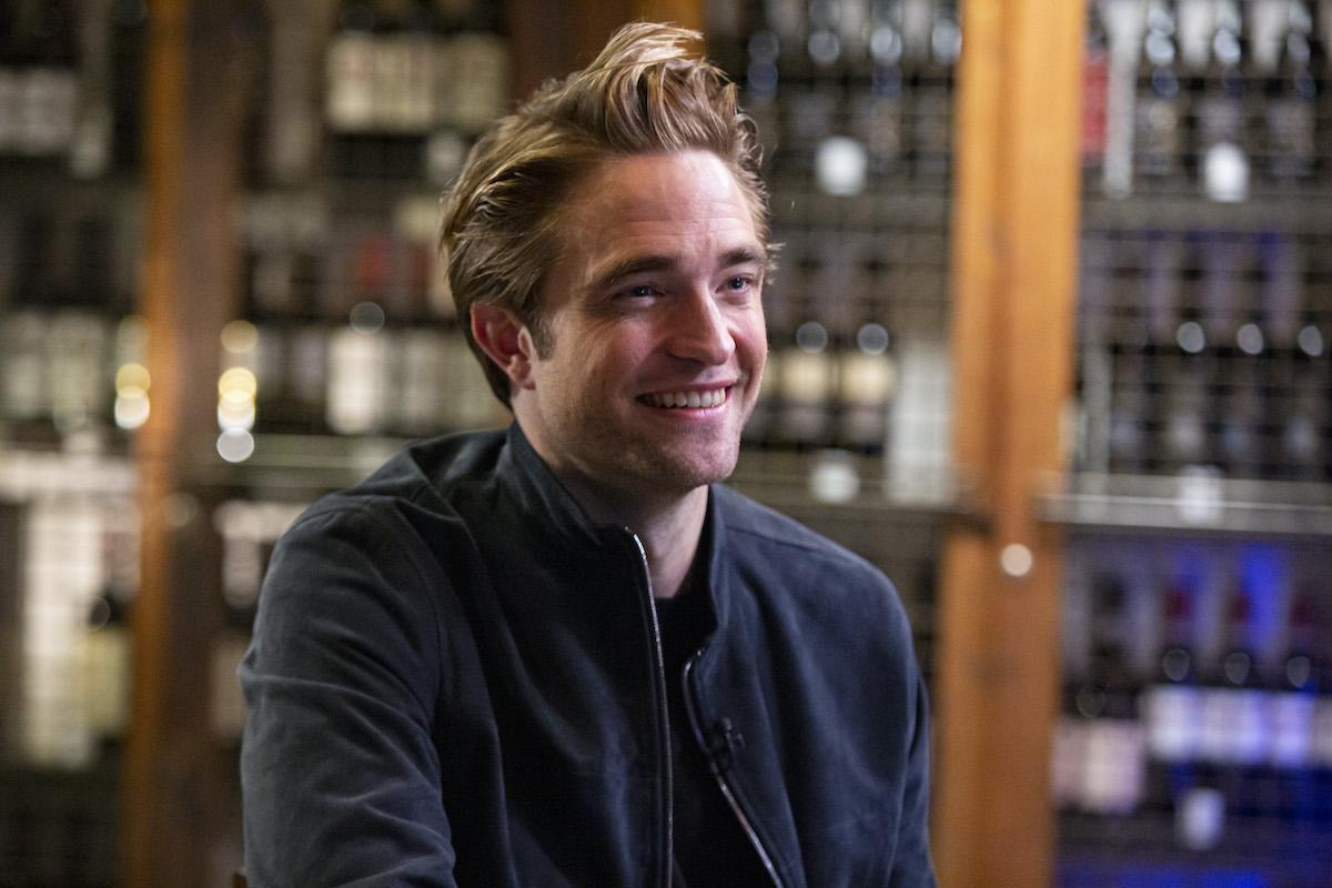 Robert Pattinson on 'Sunday Today with Willie Geist'