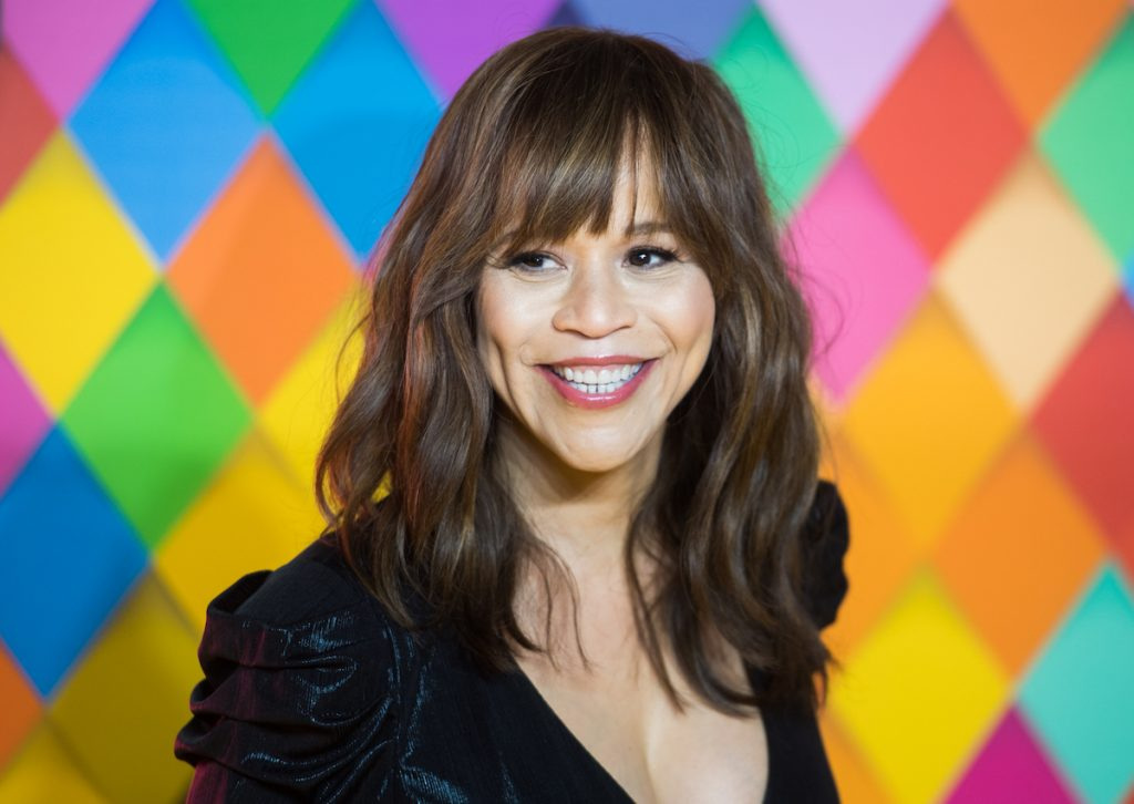 Rosie Perez attends the Birds of Prey (And the Fantabulous Emancipation Of One Harley Quinn) world premiere