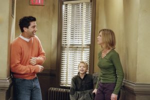 'Friends': How Directors Tricked Jennifer Aniston Into Screaming for Real When Ross Fell Down the Stairs During a Prank