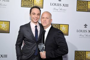 'Big Bang Theory' Star Jim Parsons Explains Why Ryan Murphy Is His Guardian Angel