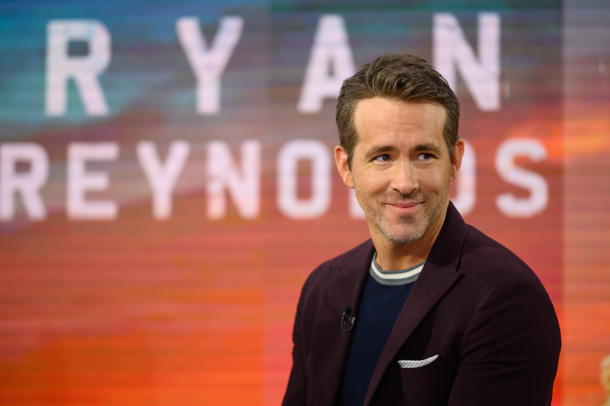 Ryan Reynolds on 'Today'