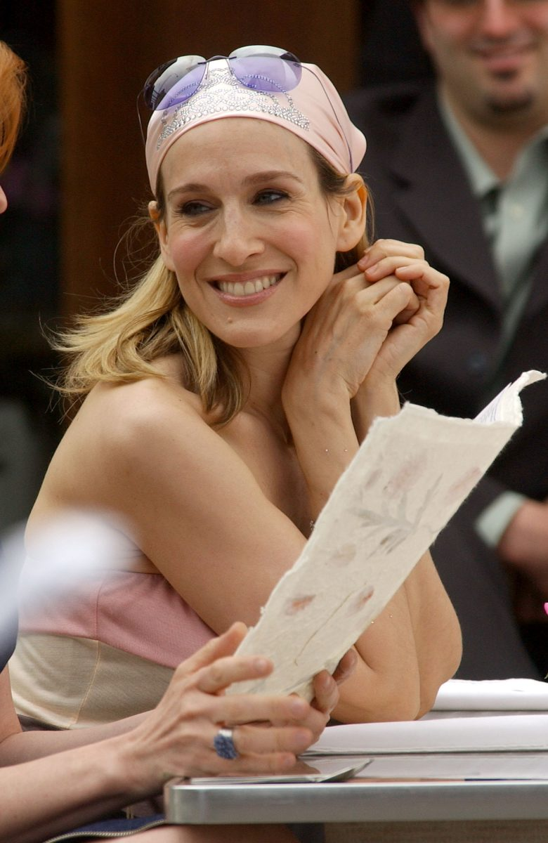 Sarah Jessica Parker in 'Sex and the City'