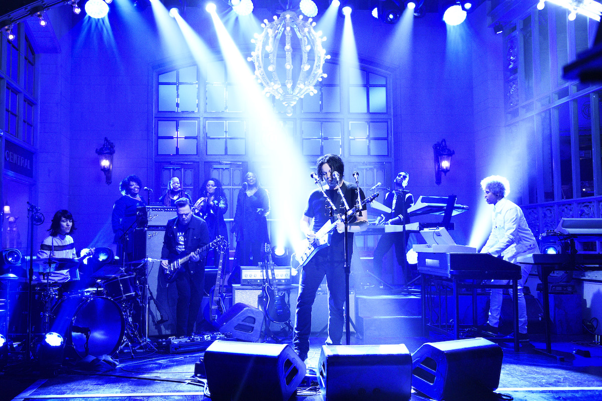 Musical Guest Jack White