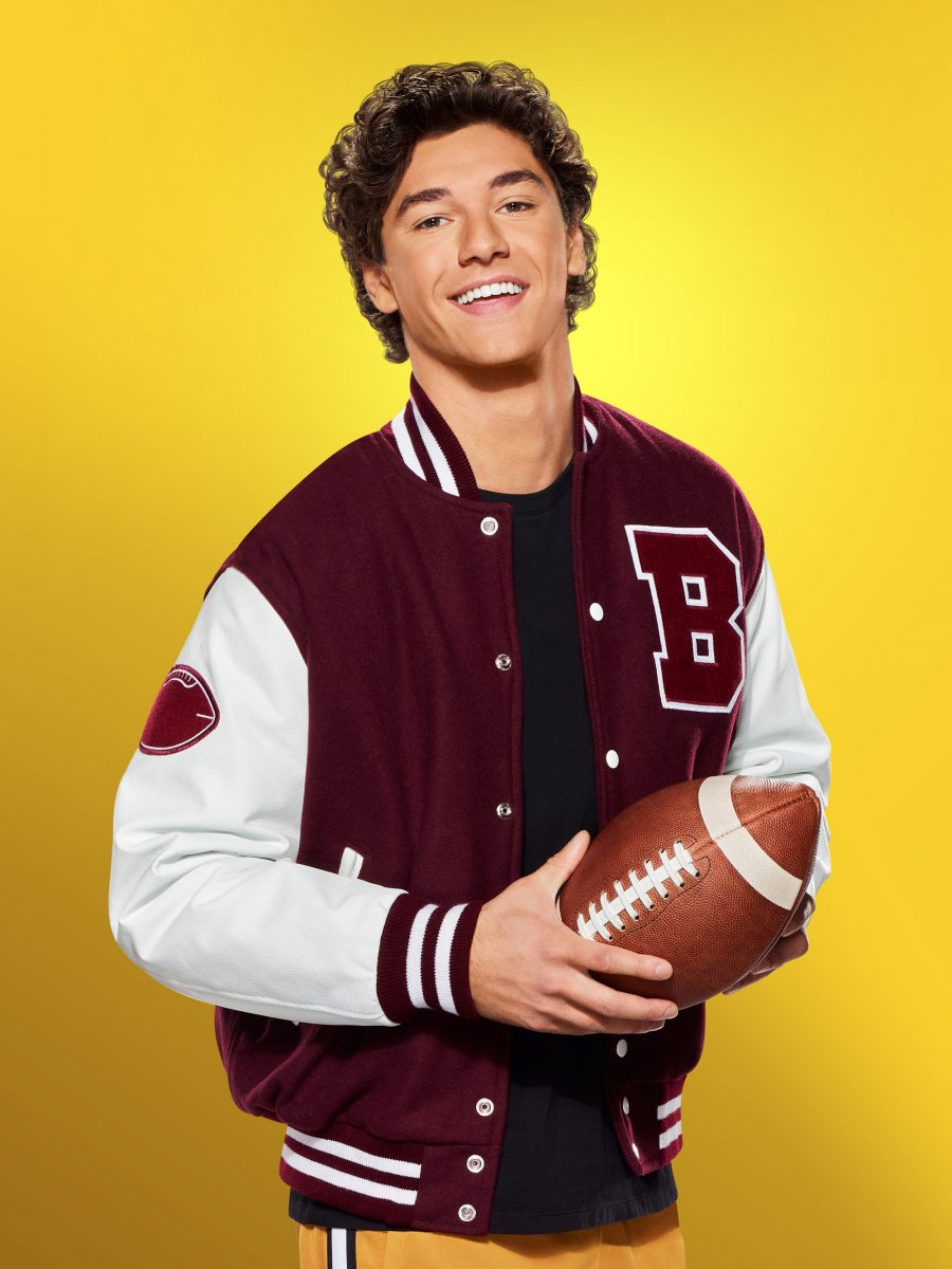 Saved By the Bell: Jamie