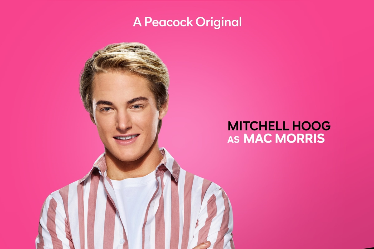 Saved By the Bell Mitchell Hoog