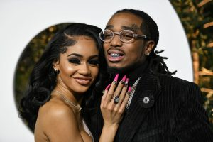 Saweetie Opens up About Her Relationship With Quavo, and Why She Thinks People Love Them Together
