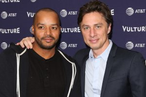 'Scrubs' Star Donald Faison Has Been in Way More Movies Than Even His Biggest Fans May Think