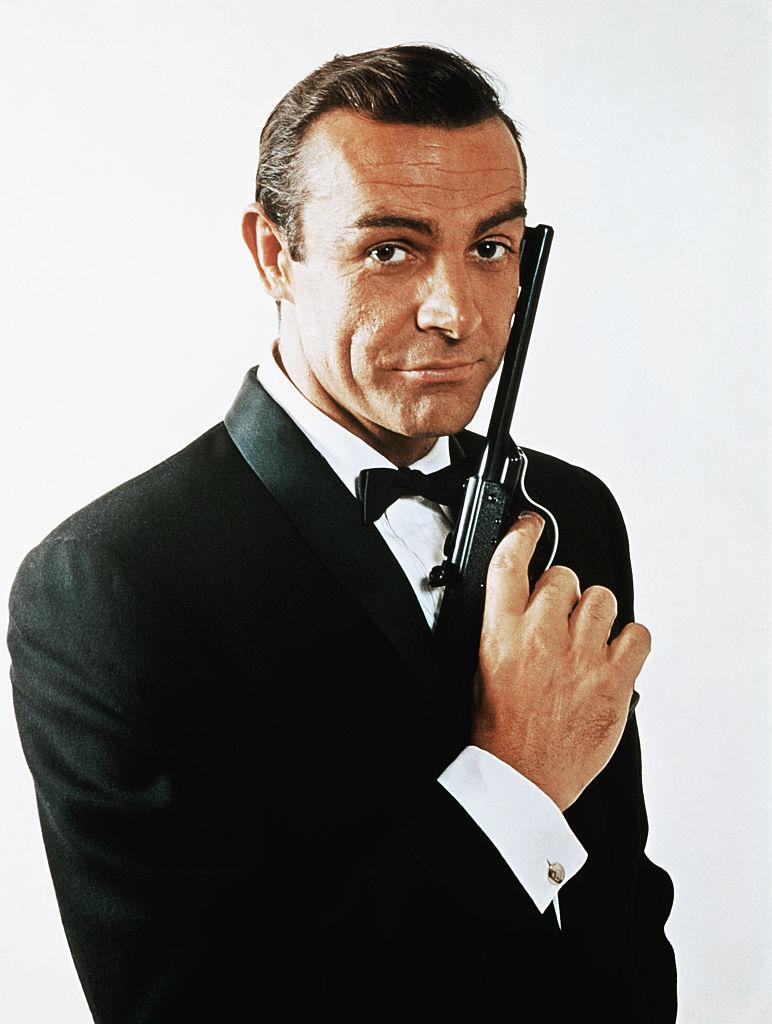 Sean Connery James Bond
