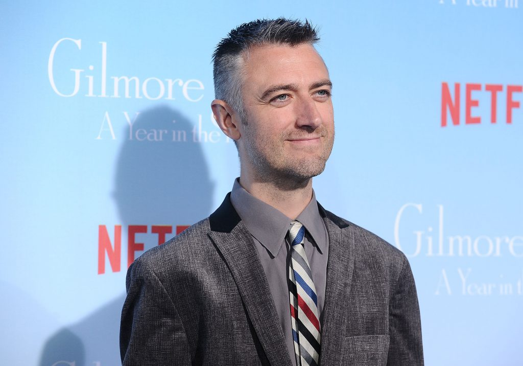 Sean Gunn attends the premiere of 'Gilmore Girls: A Year in the Life' at Regency Bruin Theatre