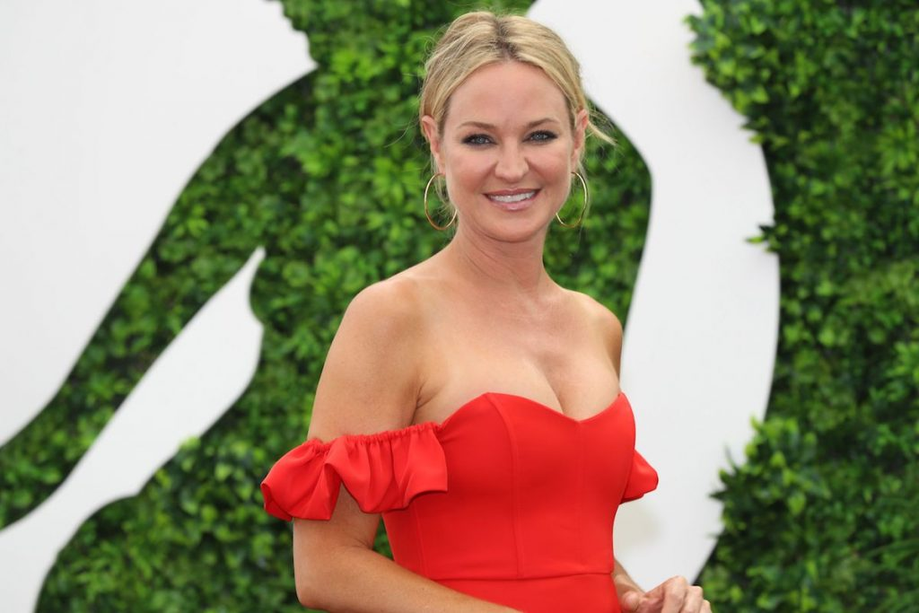 Sharon Case plays Sharon Newman on CBS soap opera 'The Young and the Restless.'