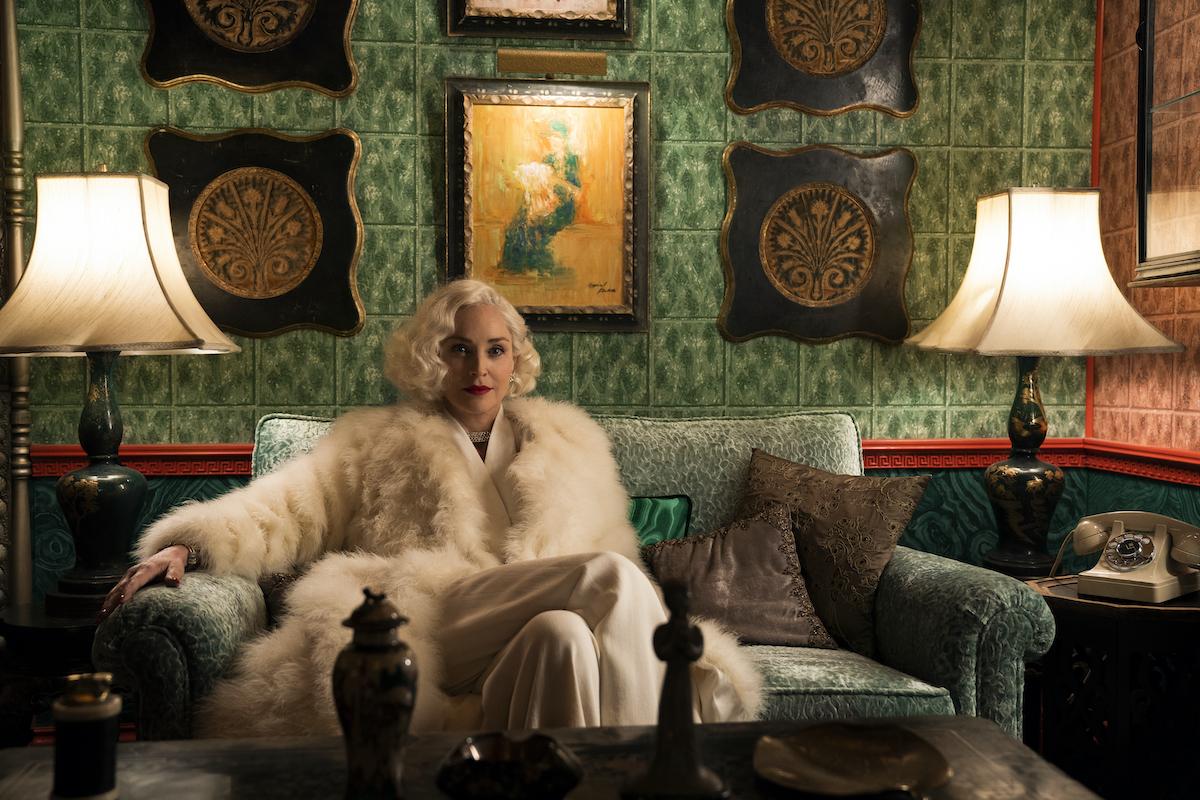 Sharon Stone as Lenore Osgood in Netflix's 'Ratched' | Saeed Adyani/Netflix