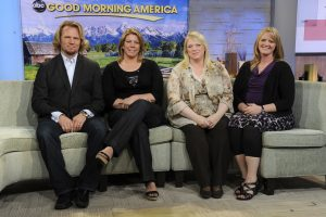 'Sister Wives' Fans Are Outraged After Christine Brown Appears to Fly First Class