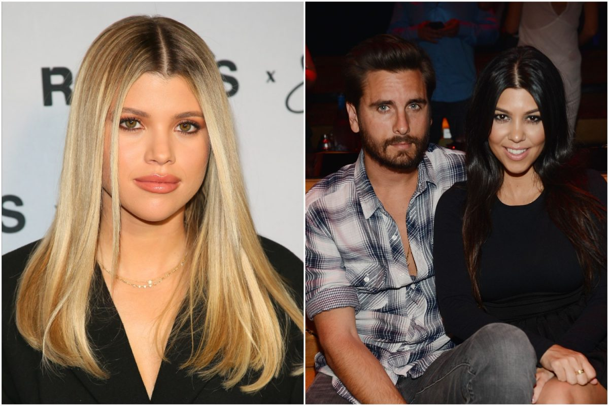 Sofia Richie attends Rolla's x Sofia Richie Collection/Scott Disick and Kourtney Kardashian celebrate Kourtney Kardashian's birthday at 1 OAK Nightclub at The Mirage Hotel & Casino on April 18, 2015 in Las Vegas, Nevada. Launch Event at 1 Hotel West Hollywood on February 20, 2020 in Los Angeles, California. /