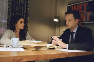 Patrick J. Adams Hasn't Called Meghan Markle Out of 'Pure Fear'