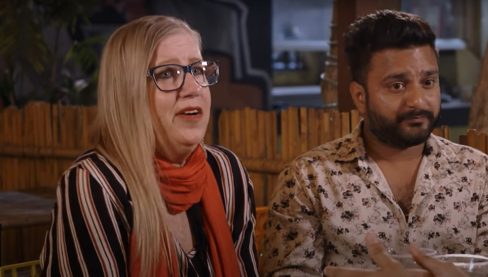 Sumit and Jenny on 90 Day Fiancé