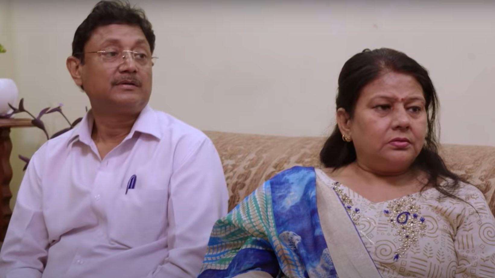 Sumit's parents on '90 Day Fiancé'