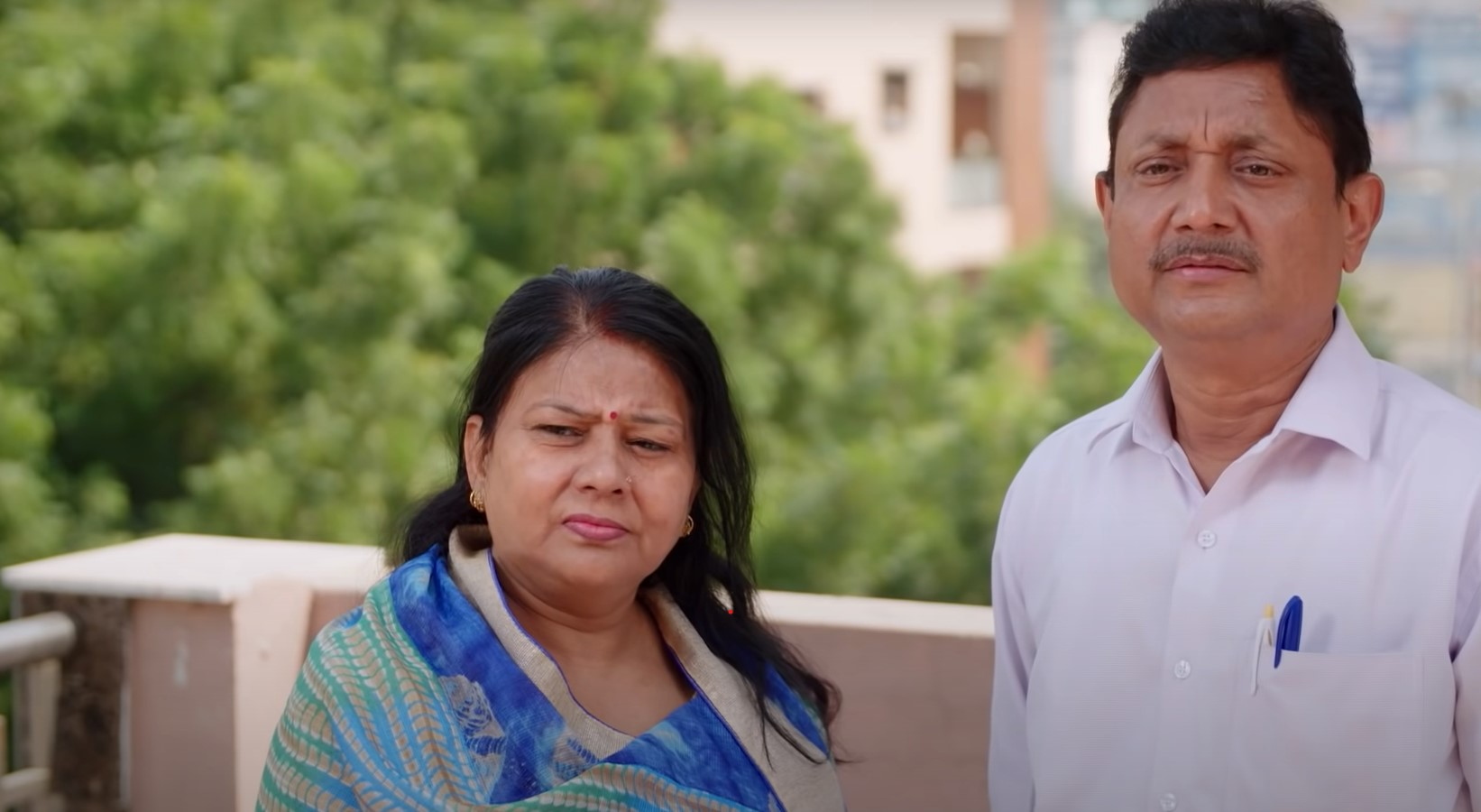 Sumit's parents on '90 Day Fiancé: The Other Way'