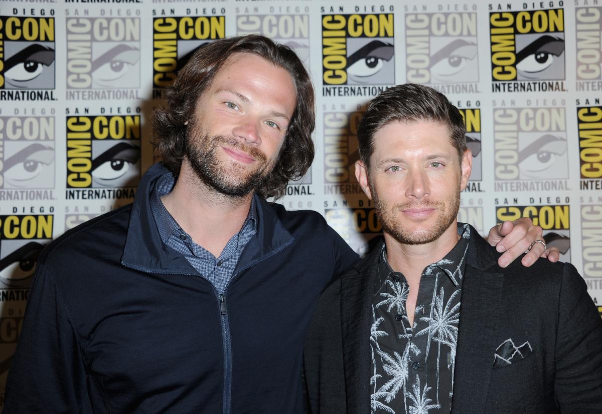 Supernatural Jared Padalecki Jensen Ackles