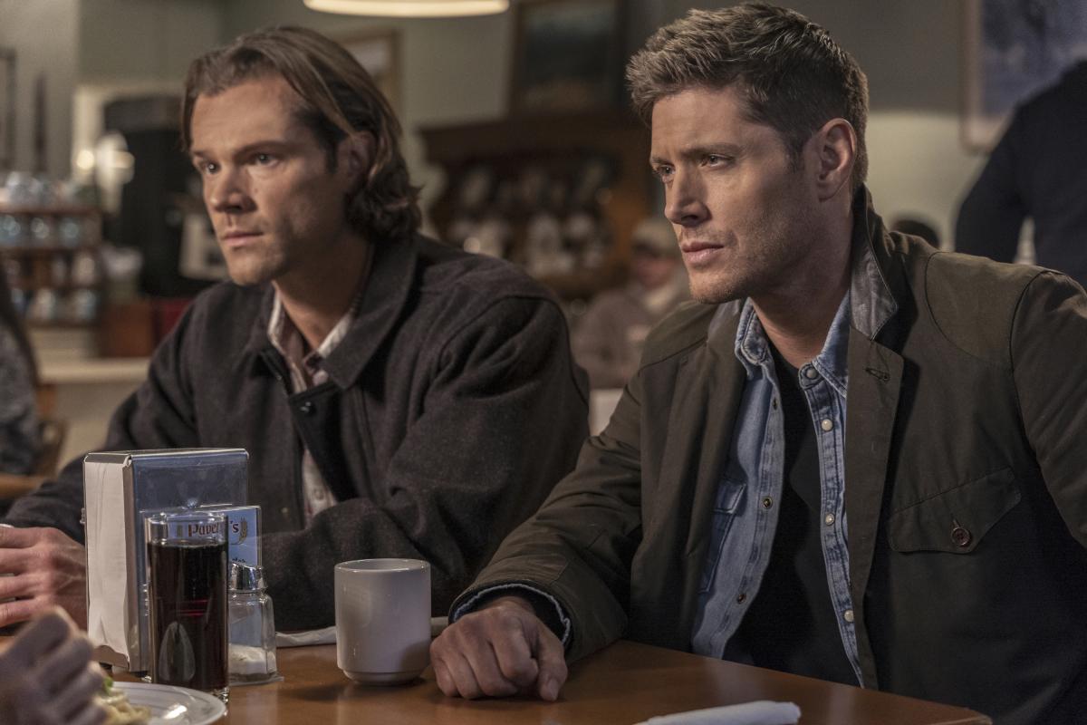 Supernatural: Jensen Ackles and Jared Padalecki