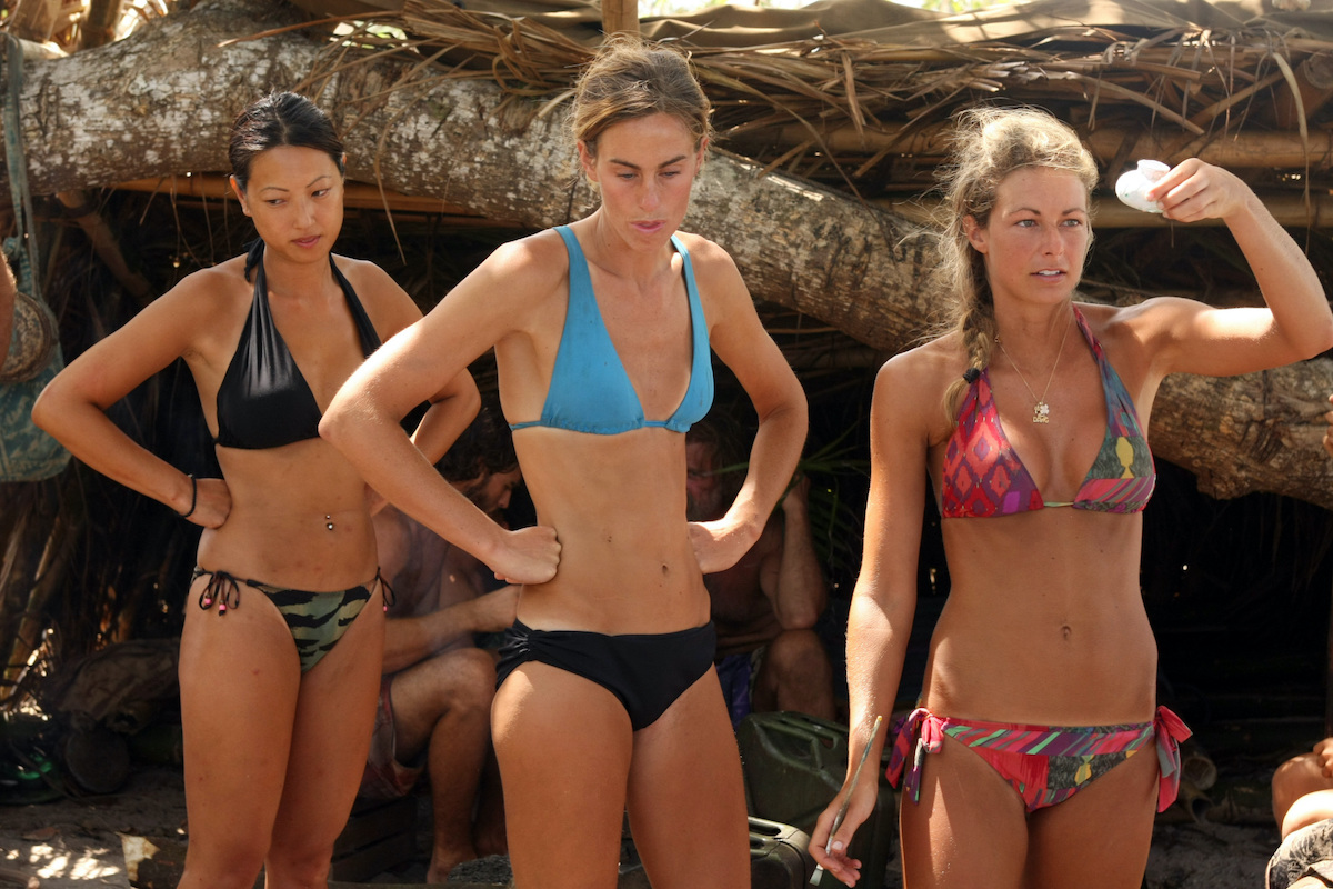 Christina Cha, Kat Edorsson, and Chelsea Meissner