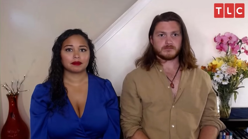 Tania Maduro and Syngin Colchester on '90 Day Fiancé Happily Ever After'