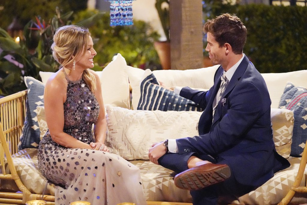 Clare Crawley and Chasen on 'The Bachelorette'