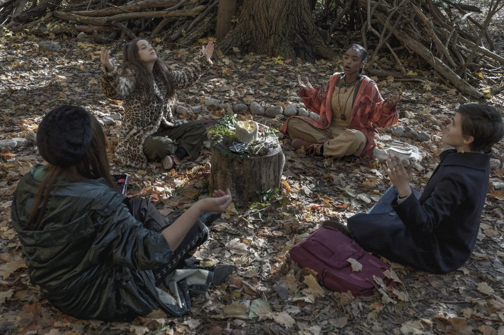 Witches in The Craft: Legacy