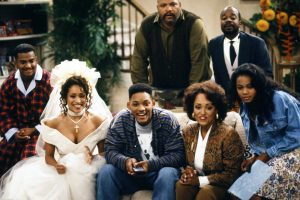 'The Fresh Prince of Bel-Air' Cast Recalls Will Smith's Most Distracting Habit on Set