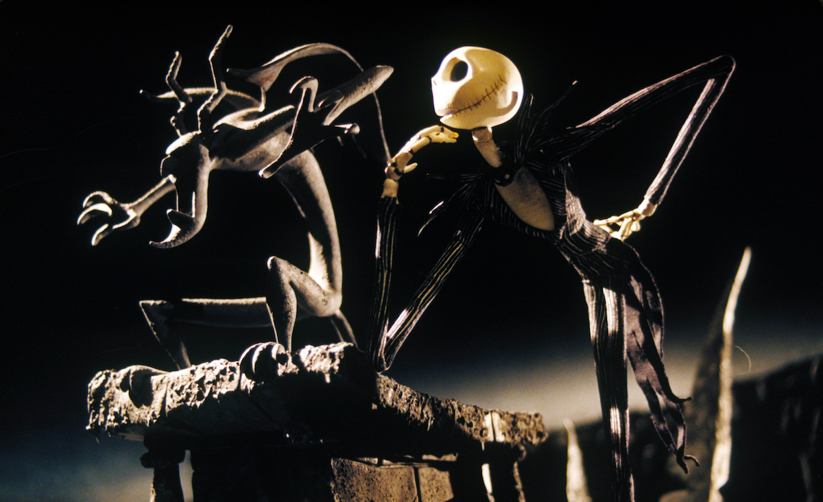 'Tim Burton's The Nightmare Before Christmas'