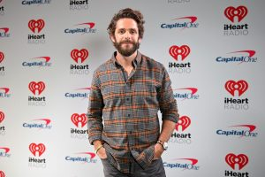 Thomas Rhett and His Father Rhett Akins Welcomed Babies 1 Month Apart