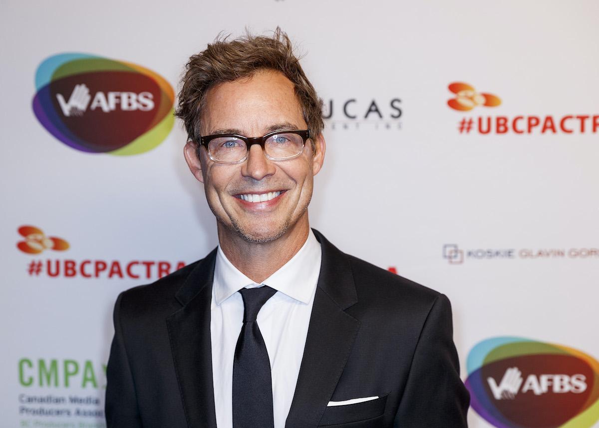 Actor Tom Cavanagh