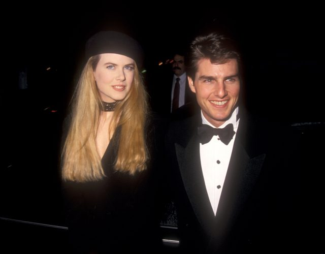 Nicole Kidman Admits She'd Give up 'Everything' for Tom Cruise