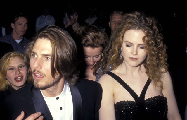 Nicole Kidman Claims She Was 'Damaged' After Her Divorce From Tom Cruise